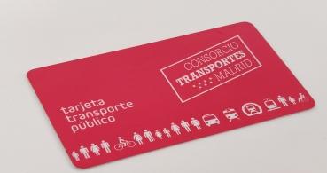 La tarjeta de transporte de Madrid se podrá cargar con el móvil