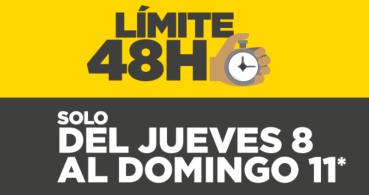 El Corte Inglés celebra Límite 48 horas con ofertas en electrónica
