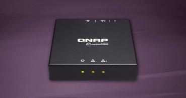 QNAP QWU-100 con QuWakeUp: enciende y supervisa equipos en red