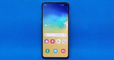 Review: Samsung Galaxy S10e, potencia y calidad en un tamaño compacto