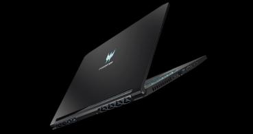 Acer Predator Triton, el portátil gaming con pantalla hasta 300 Hz