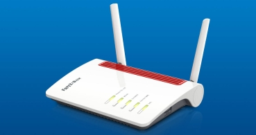 FRITZ!Box 6850 5G, un router 5G con WiFi Mesh y control para la smart home