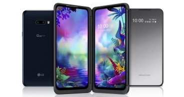 LG G8X ThinQ llega con Qualcomm Snapdragon 855 y Android 9 Pie