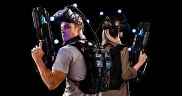 Zero Latency se renueva con realidad virtual 4K multijugador en Madrid