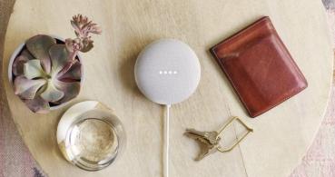 Google Nest Mini, el altavoz inteligente se renueva con sonido mejorado