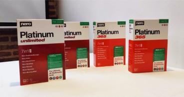 Nero Platinum, la suite multimedia añade una versión 365 por suscripción