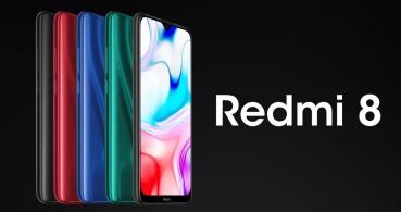 Redmi 8 es oficial con batería de 5.000 mAh y carga rápida