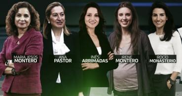 Dónde seguir online el debate electoral femenino del 7-N