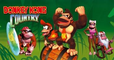 Donkey Kong Country, el clásico juego cumple 25 años