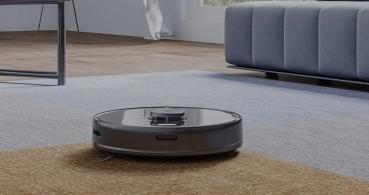 Roborock S5 Max, el robot aspirador inteligente capaz de limpiar toda tu casa