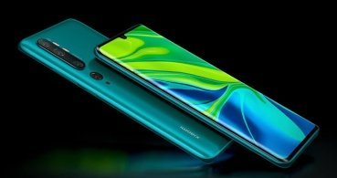 Xiaomi Mi Note 10 llega a España: el móvil con 5 cámaras y 108 megapíxeles
