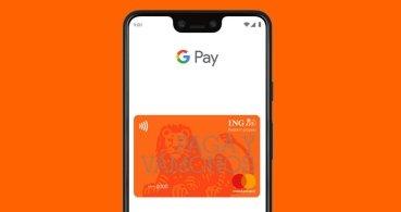 ING Direct llega a Google Pay