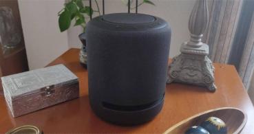 Review: Amazon Echo Studio, el altavoz de diseño que se adapta a la acústica de tu hogar
