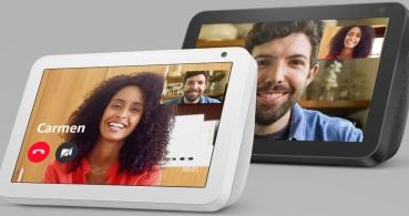 Amazon Echo Show 8: la nueva pantalla inteligente con Alexa por menos de 130 euros