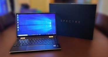 Review: HP Spectre x360, un convertible original, compacto y potente