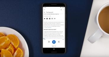 Google Assistant ya puede leerte tus webs favoritas