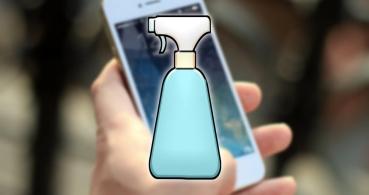 Cómo desinfectar tu móvil del coronavirus