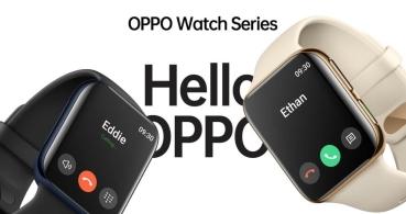 Oppo Watch, el smartwatch con pantalla OLED cuadrada y Wear OS