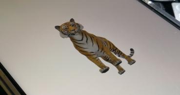 Cómo ver animales 3D con la cámara del móvil