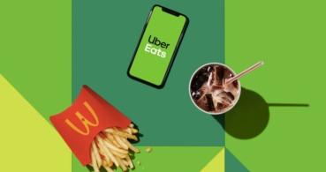 Uber Eats elimina los gastos de envío hasta el 3 de abril