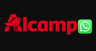 Ya puedes comprar a través de WhatsApp en Alcampo