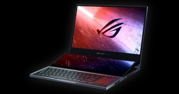 Asus ROG Zephyrus Duo 15, el portátil gaming con una pantalla secundaria de 14 pulgadas
