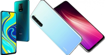 Redmi Note 9S vs Redmi Note 8, ¿cuál comprar?