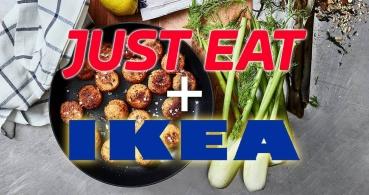 Ya puedes pedir al restaurante de Ikea desde Just Eat