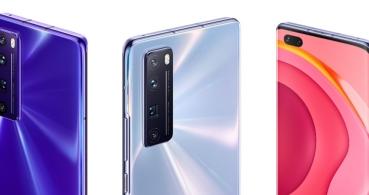 Huawei Nova 7 y 7 Pro, llegan dos nuevos smartphones premium