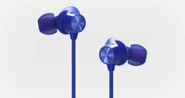 Bullets Wireless Z: carga rápida y 20 horas de autonomía en los auriculares de OnePlus