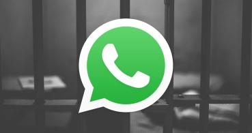 """¿Es cierto que WhatsApp envía un mensaje de """"las reincidencias tienen penas de cárcel""""?"""