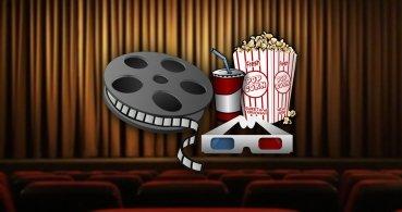 Un cine emite una película descargada de NewPCT