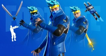 Regresa la skin de Ninja a Fortnite