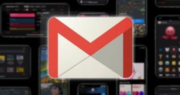 El modo oscuro de Gmail llega al iPhone