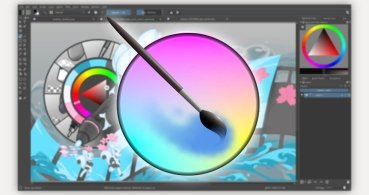Krita, una alternativa gratuita a Photoshop