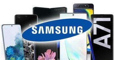 10 mejores móviles de Samsung en 2020
