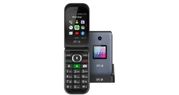 SPC Jasper, un teléfono barato para usar WhatsApp