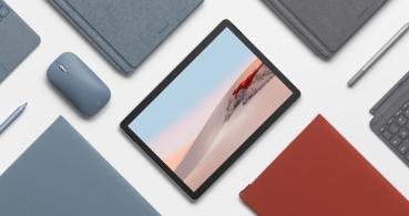 Surface Go 2: más batería y con nuevos procesadores Intel Core M de 8ª generación