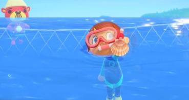 Animal Crossing tendrá actualizaciones de verano: natación, buceo, nuevos personajes y más