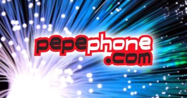 Pepephone aumenta gratis la velocidad de su fibra a 600 megas