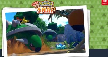 New Pokémon Snap: el mítico juego de fotografiar pokémon vuelve a Nintendo Switch