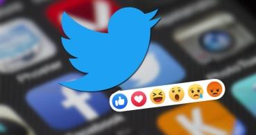 Twitter añadiría reacciones como las de Facebook