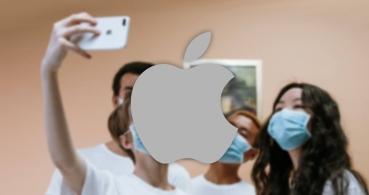 Tu iPhone te dejará hacer selfies con distancia social