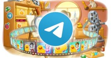 La nueva versión de Telegram trae un editor de vídeos, GIFs destacados y más