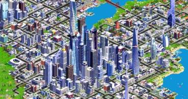 Designer City, una alternativa entretenida y gratuita a SimCity para Android y iOS