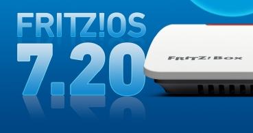 FRITZ!OS 7.20 llega con más de 100 novedades para los productos FRITZ!