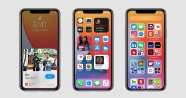 Descarga los fondos de pantalla de iOS 14