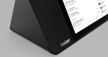 ThinkSmart View, la pantalla inteligente de Lenovo compatible con Microsoft Teams