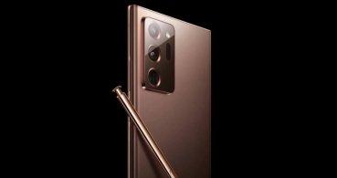 Este es el espectacular diseño del Galaxy Note 20 Ultra