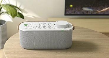 Este altavoz con mando a distancia de Sony permite oír la TV en toda la casa